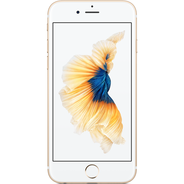 Apple iPhone 6s - Or - 128 GB - Écran 4.7'' - Occasion reconditionné - Grade Emerald