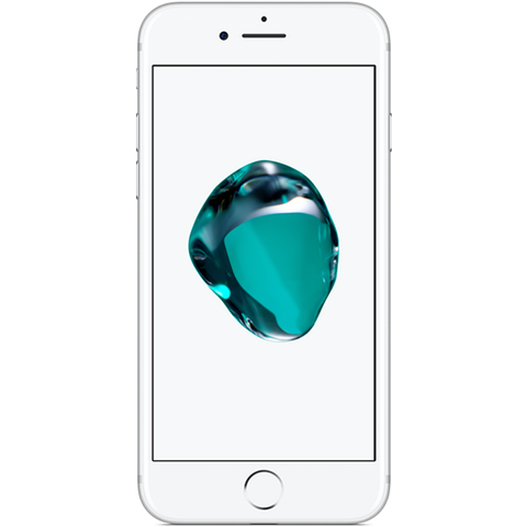 Apple iPhone 7 - Argent - 256 GB - Écran 4.7'' - Occasion reconditionné - Grade Emerald