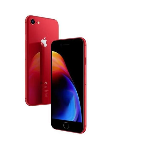 Apple iPhone 8 - Rouge - 64 GB - Écran 4.7'' - Occasion reconditionné - Grade Sapphire