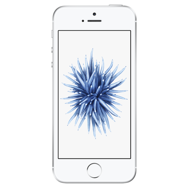 Apple iPhone SE - Argent - 16 GB - Écran 4.7'' - Occasion reconditionné - Grade Diamond