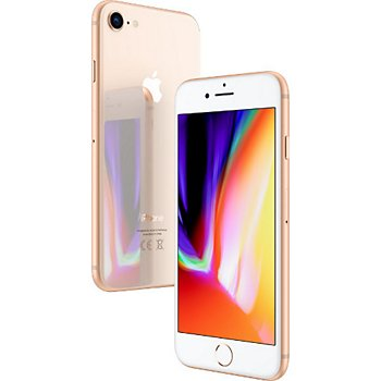 Apple iPhone 8 - Or - 64 GB - Écran 4.7'' - Occasion reconditionné - Grade Sapphire
