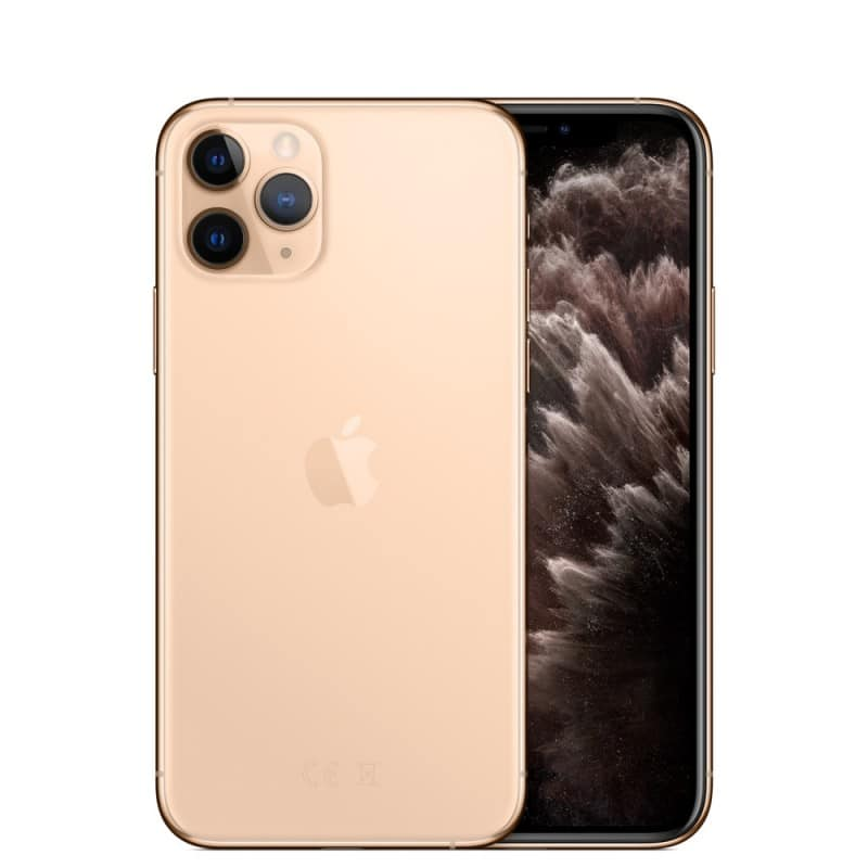 Apple iPhone 11 Pro - Or - 256 GB - Écran 6.5'' - Occasion reconditionné - Grade Ruby