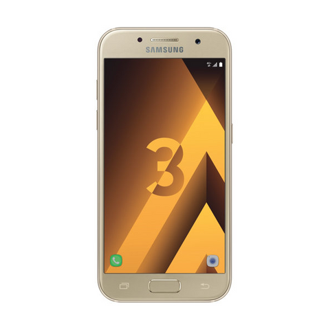 Samsung Galaxy A3 (SM-A320F) Or - 16 GB - Écran 4.7'' - Neuf d'origine