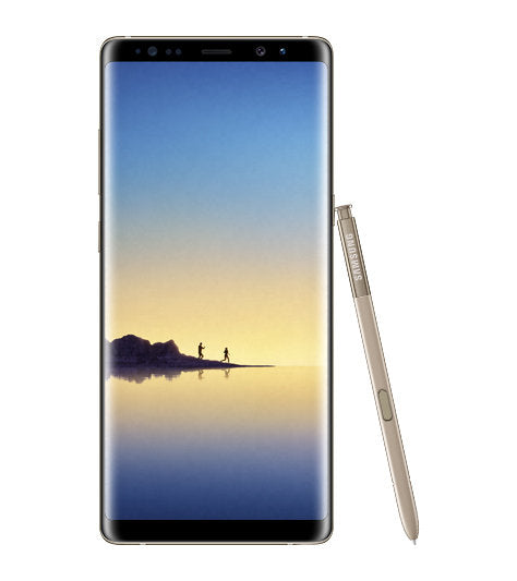 Samsung Galaxy Note 8 Double SIM (SM-N950F) Or - 64 GB - Écran 6.2'' - Neuf d'origine