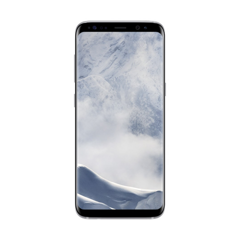 Samsung Galaxy S8 Plus (SM-955F) Argent - 64 GB - Écran 6.1'' - Occasion reconditionné - Grade Ruby