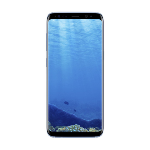 Samsung Galaxy S8 Plus (SM-955F) Bleu - 64 GB - Écran 6.1'' - Occasion reconditionné - Grade Diamond