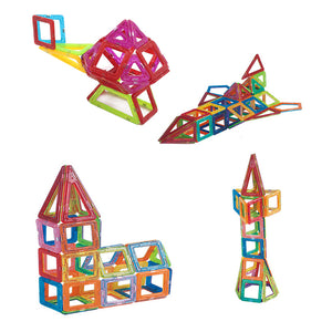 32pcs Magnetic Building Blocks for Stimulating Creativity and Development