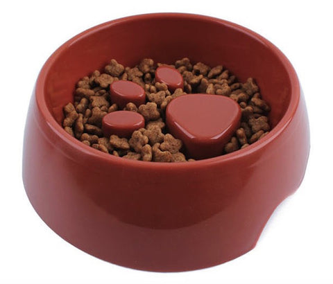 Slow Feeder Bowl for Dogs and Cats