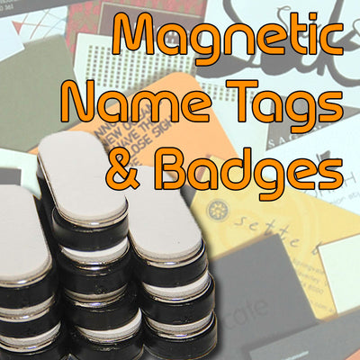 Name Tags & Badges