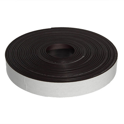Magnetic Tape / Adhesive Face - 15mm x 5M