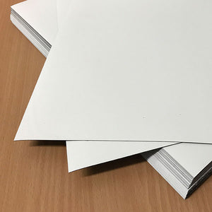 Sheet - Printable Glossy - A4 x 0.3mm (1 Per Pack)