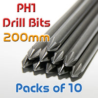 PH1 Phillips Varieties (Packs of 10)