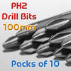 PH2 Phillips Varieties (Packs of 10)