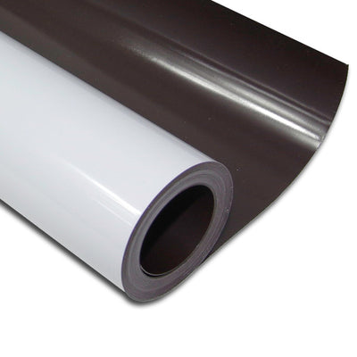 Whiteboard Roll / Magnetic Rear (5 Meter x 300mm)