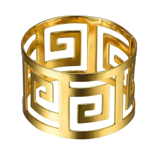 Napkin Ring Gold 2 stk