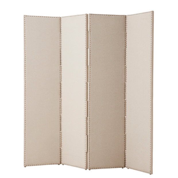 Folding Screen Beige