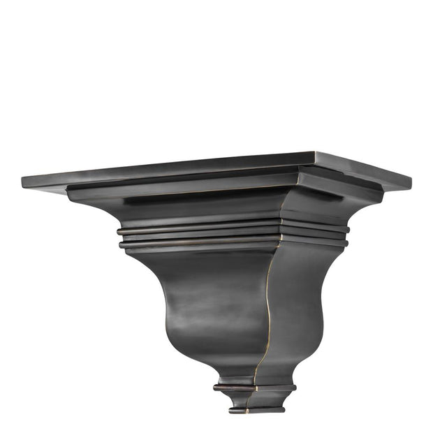 Wall Corbel Evasion bronze finish