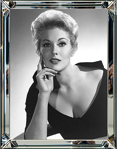 Mirror Frame Picture Kim Novak