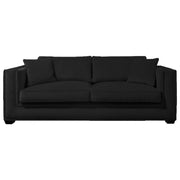Chestina 3-seter Sofa Sort Velour