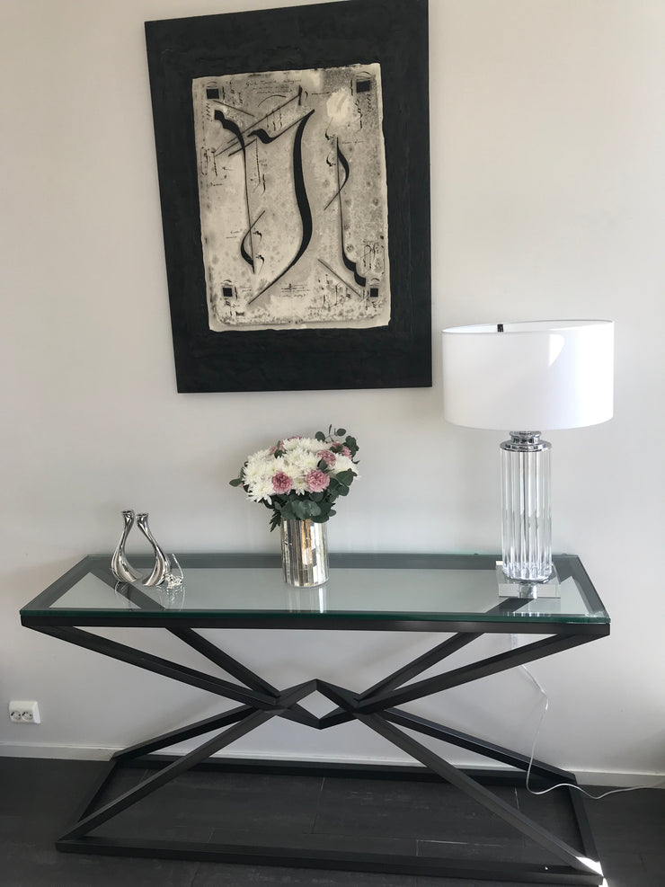 Console Table Connor - Utstilling