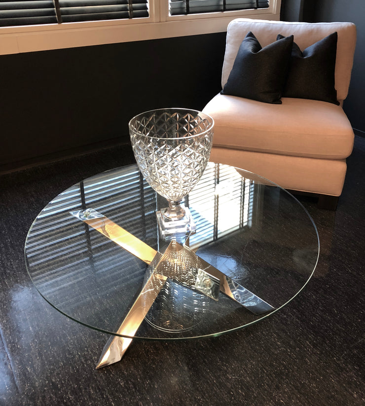 Coffee Table Crystal