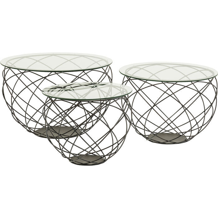 Coffee Table Wire 3 set