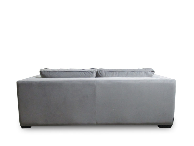 Chestina Sofa Grå Velour