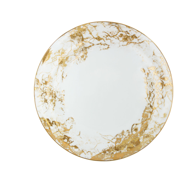 Porcelen Tableware Marble
