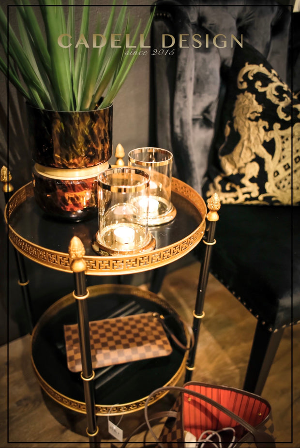 12d1f410 Versace Gold Side Table