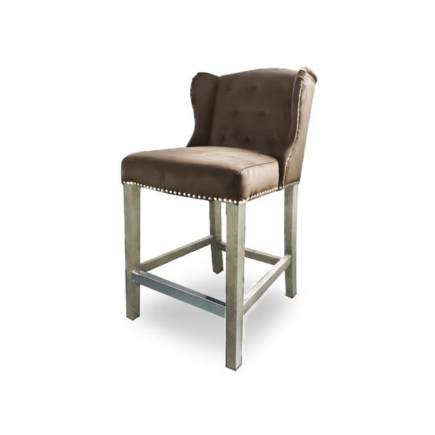 Luxury BarChair Brown Pellini SPAR 1400,-