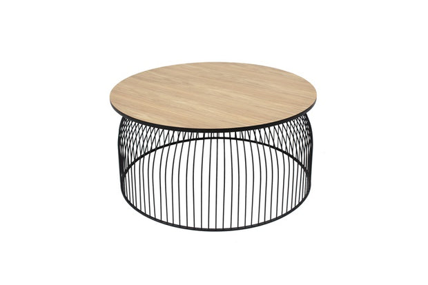 Coffee table Malmo Black
