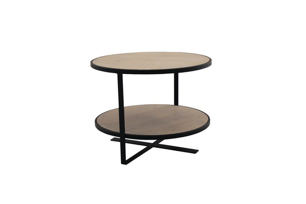 End table Hudson black