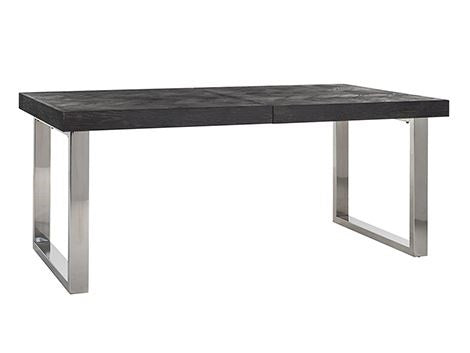 Dining Table BlackBone w/Extension