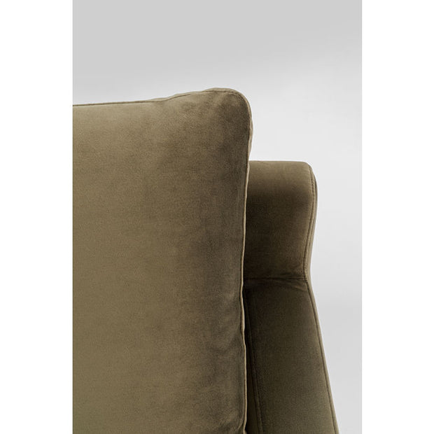 Discovery 2-seter Sofa Oliven Velour