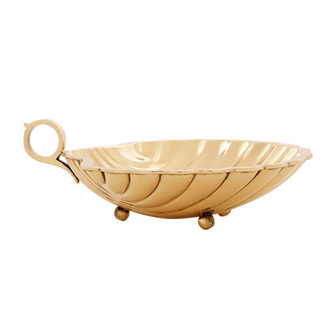Tray Shell Gold