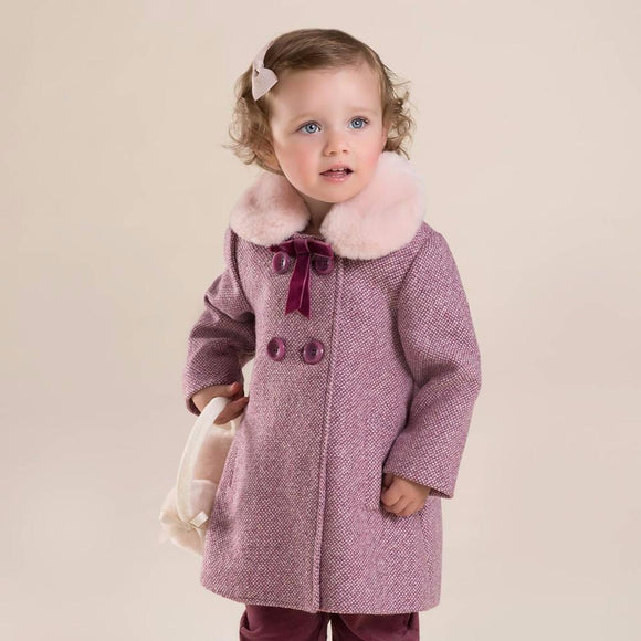 winter girls coat outerwear high quality