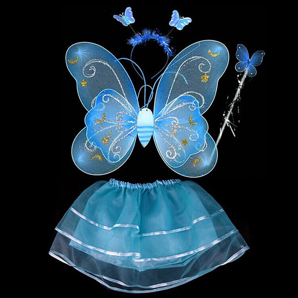 Butterfly Wing& Skirt