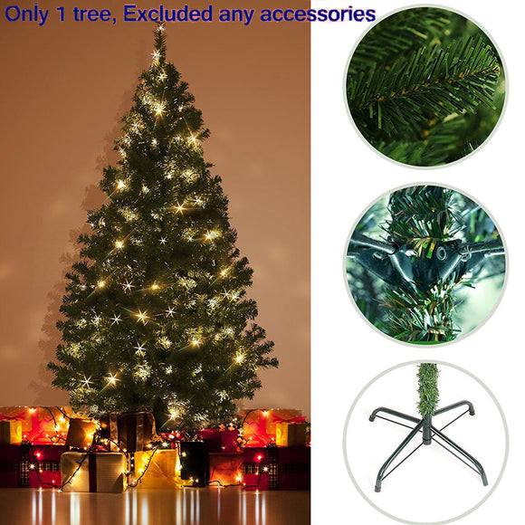 180 CM Artificial Large Christmas Tree Set Home For New Year Festival