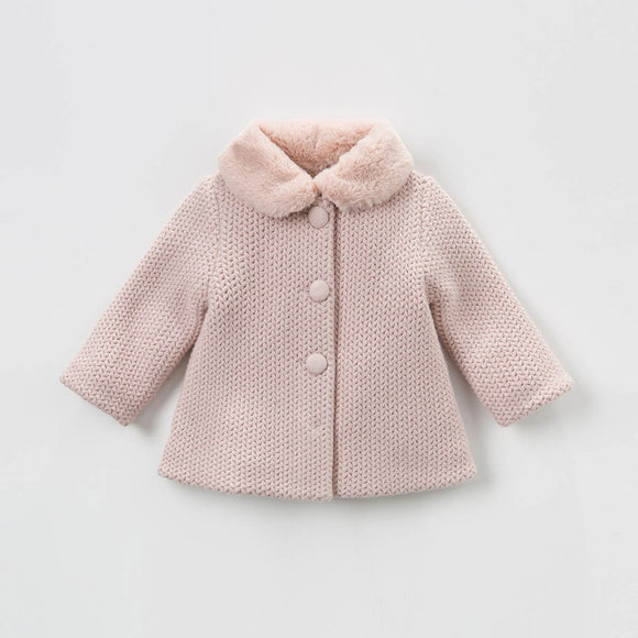 girls outerwear woolen jacket