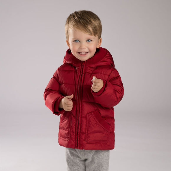 baby boy padded down  jacket outwear