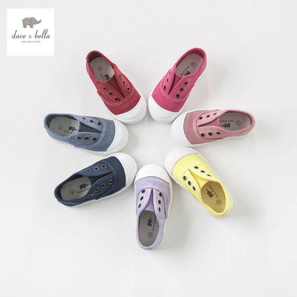 Baby Canvas Shoes (7 colors) 0-3 years old.