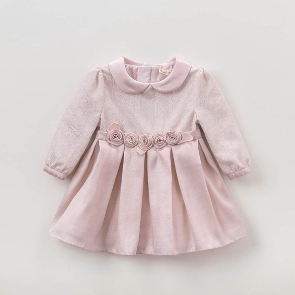 baby girl pink peter pan Lolita dress (For 3 Days only)