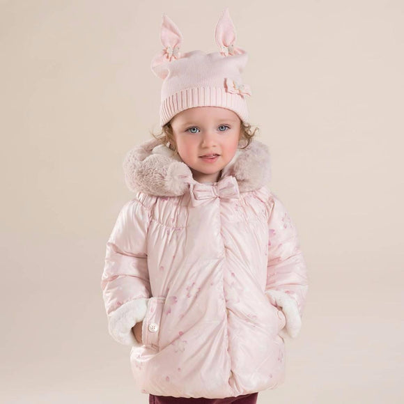 Baby Girls pink padded clothing  outwear