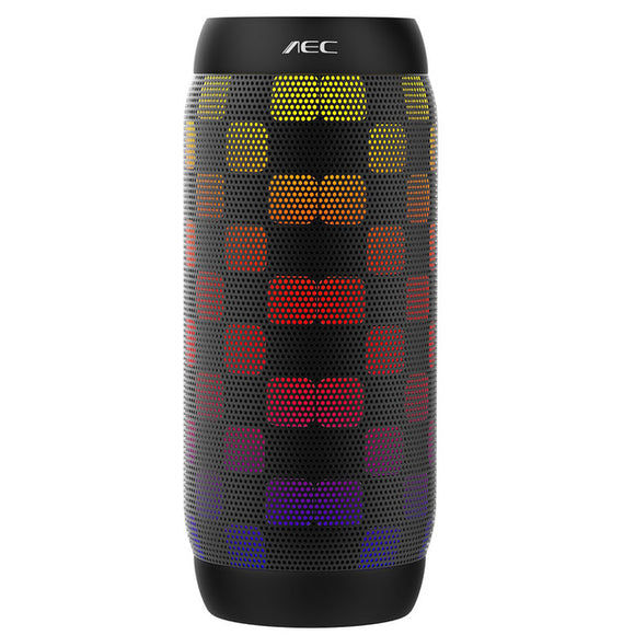 Free Shipping Colorful LED Lights Bluetooth Speaker