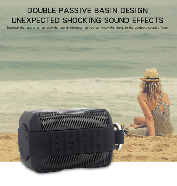 Free Shipping Outdoor Portable Bluetooth Speaker