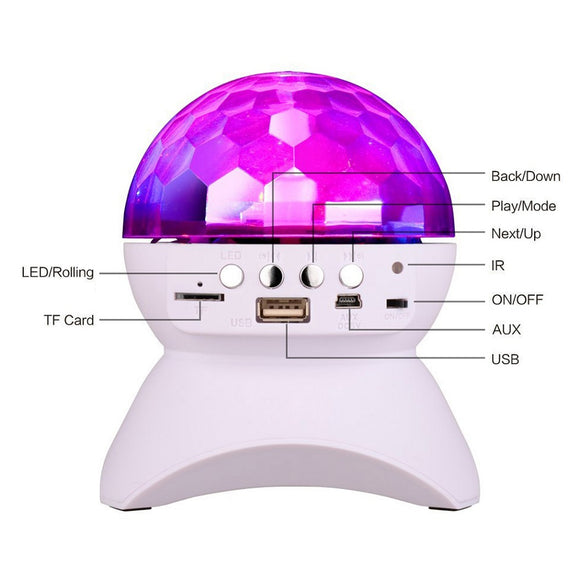 Free Shipping Disco DJ Party Bluetooth Speaker