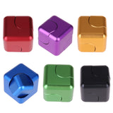 Fidget Toy  Toys for children Magic Cube Rotating Anti Stress Spinner Toy