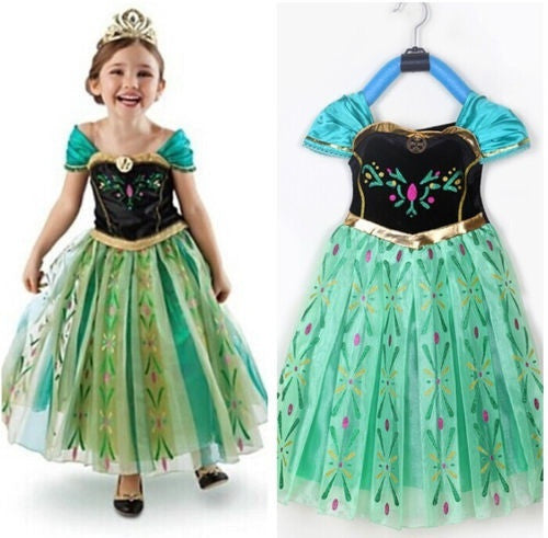 Pricess Elsa Costume