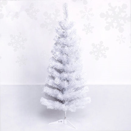 90cm Christmas tree white mini artificial