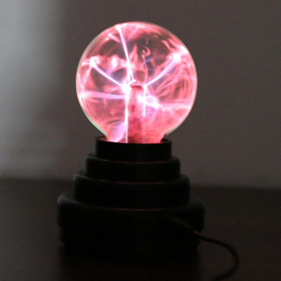 3'' Magic Plasma Ball Light For Kids (Christmas Gifts)